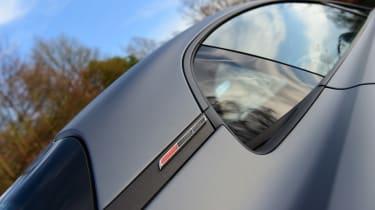 Alpine A110S exterior detail