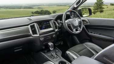 2019 Ford Ranger Wildtrak - interior dashboard