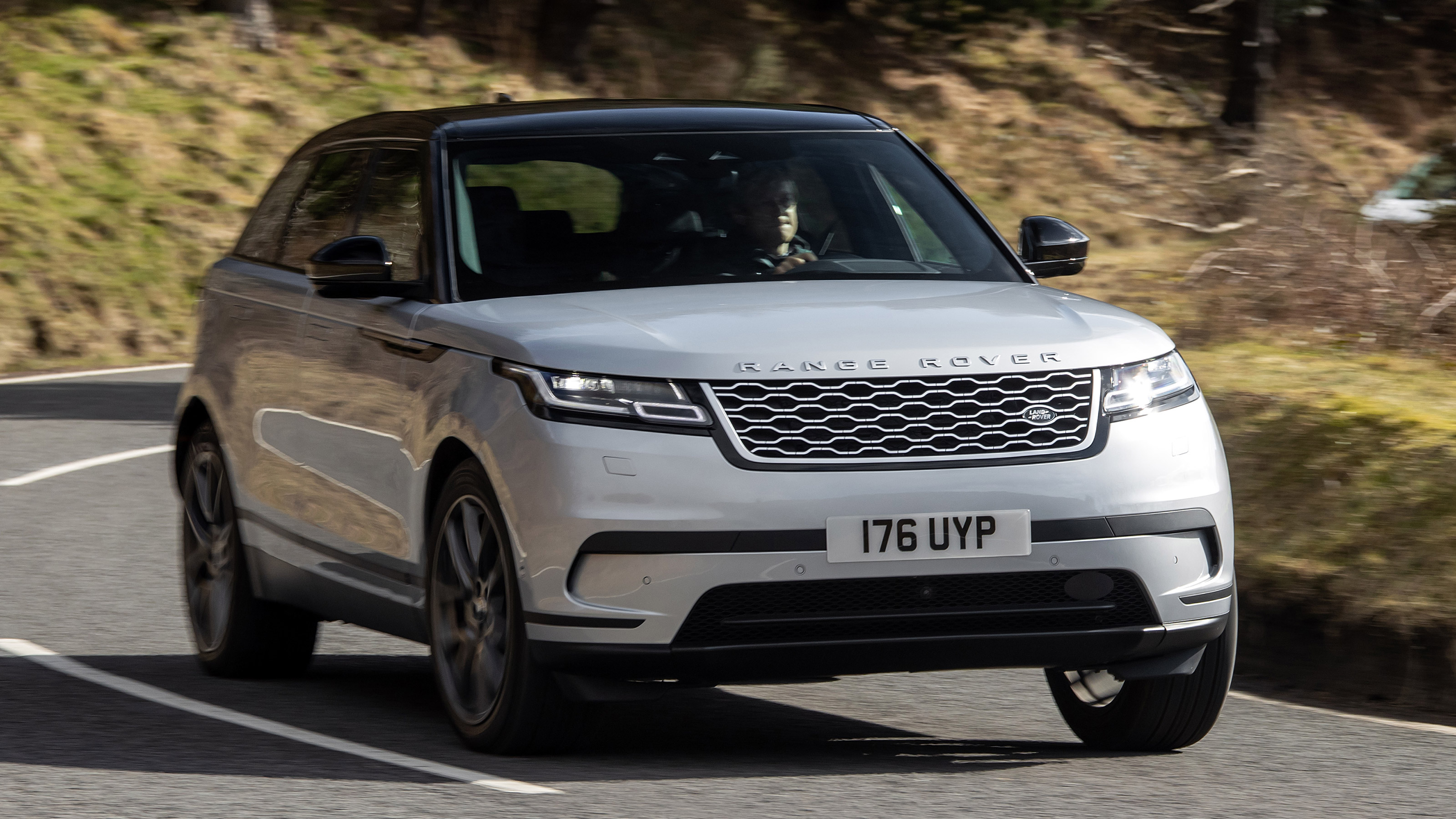 Range Rover Velar SUV review - gallery | Carbuyer
