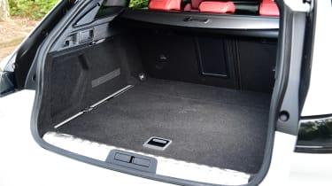 Peugeot 508 SW estate boot
