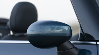 MINI Sidewalk Convertible wing mirror cap