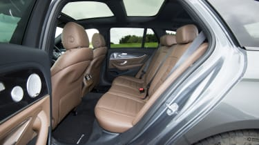 It's well equipped and beautifully built, with loads of space for passengers in the back