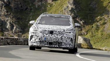 2021 Volkswagen ID.4 SUV  - front view