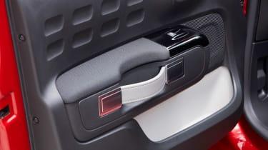 Citroen C3 hatchback interior trim