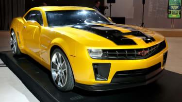 Chevrolet Camaro – Transformers