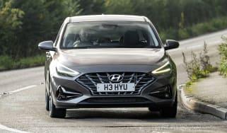 2021 Hyundai i30 driving