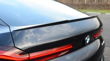 New BMW X6 2020 - rear boot design