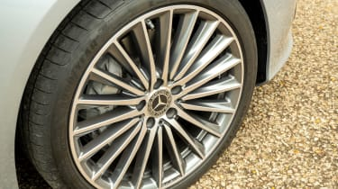 Mercedes C-Class Estate alloy wheels