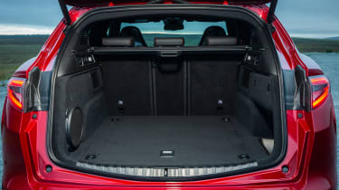 Alfa Romeo Stelvio Quadrifoglio SUV - boot