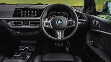 BMW M235i Gran Coupe saloon interior