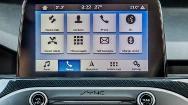 Ford Focus ST hatchback SYNC3