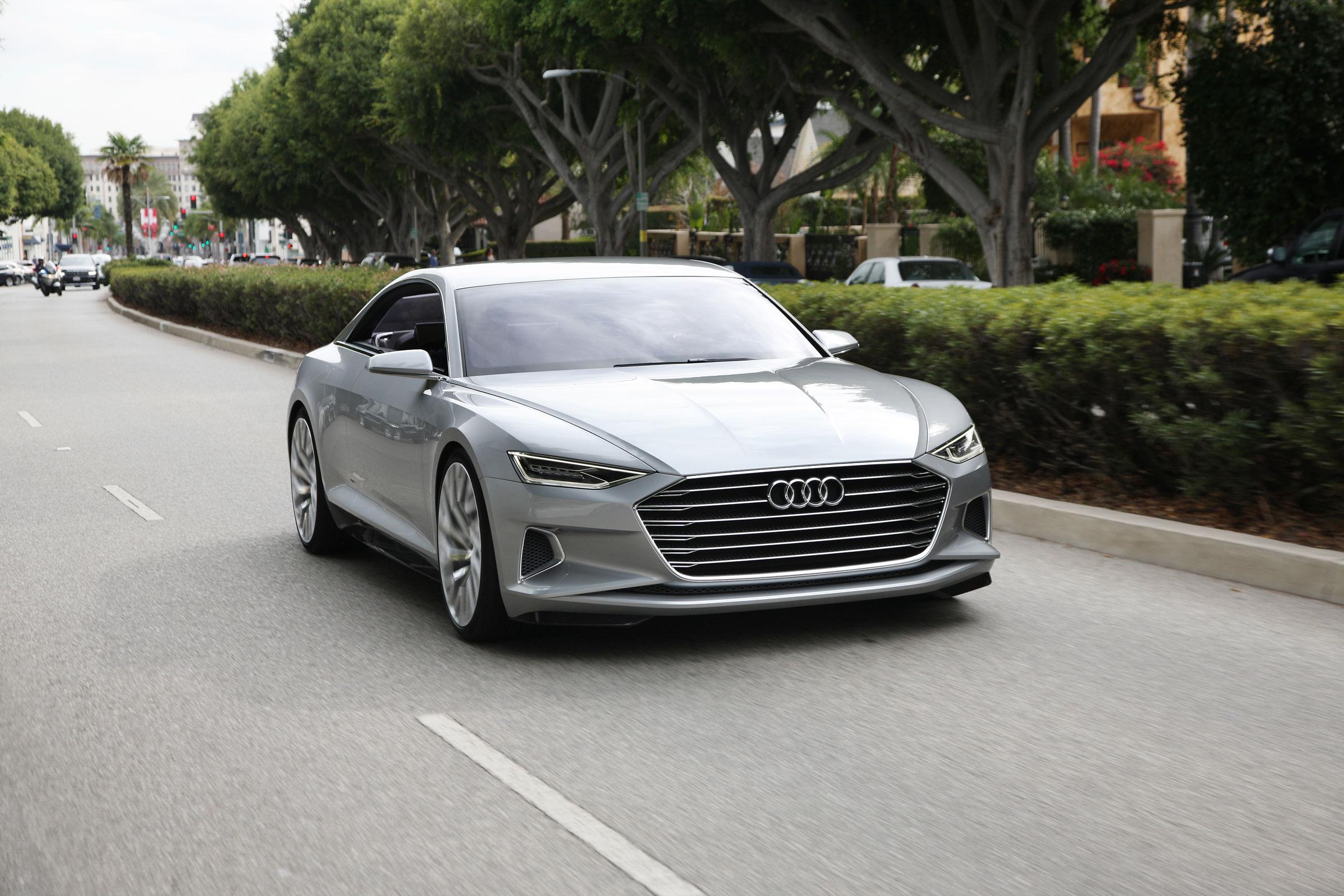 Kelebihan Audi A9 2018 Perbandingan Harga