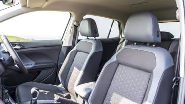 VW T-Cross seats (SEL)