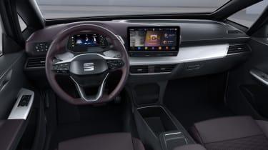 SEAT el-Born interior