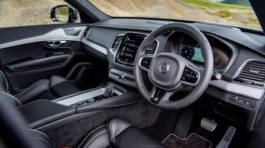 Volvo XC90 Recharge interior