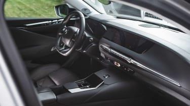 DS 4 interior wide view