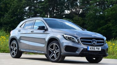 Mercedes-Benz GLA-Class AMG Line - front static