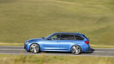 The most economical model is the 320d EfficientDynamics Plus, which returns up to 70.6mpg with an automatic gearbox