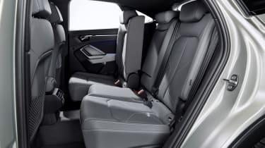 2019 Audi Q3 Sportback - rear seats
