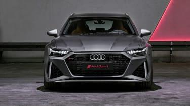 Audi RS6 Avant front view