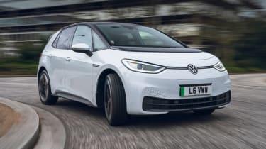 2021 Volkswagen ID.3 Tour pro