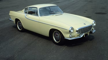 "The Volvo P1800 was arguably the first ""sporty"" car the Swedish company made, and British firm Jensen had a hand in it, too"