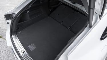 Porsche Cayenne Turbo S E-Hybrid - boot space