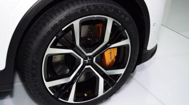 Polestar 2 alloy wheel - Geneva