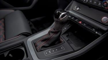 Audi RS Q3 gear lever