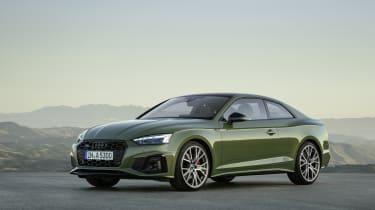 Audi A5 static