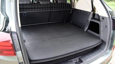 SsangYong Rexton SUV boot
