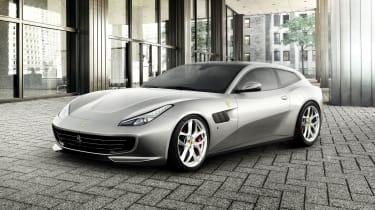 13% of readers would like to take a cross-continent shopping trip to Milan in a Ferrari GTC4 Lusso