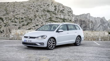 Diesel fans can choose from a 1.6 or 2.0-litre, with between 113 and 148 bhp