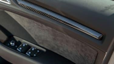Audi RS3 interior trim