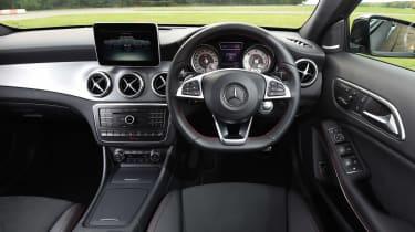 2020 Mercedes GLA (2014-2020) interior