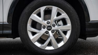 Audi Q2 SUV alloy wheels