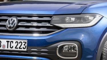 Volkswagen T-Cross 2019 front grille
