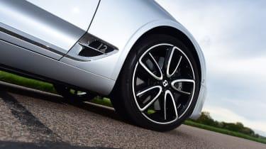 Bentley Continental GT alloy wheels