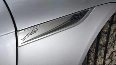 Jaguar F-Type coupe wheel arches