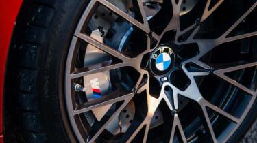BMW M2 alloy wheel